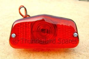 Rear Light, Replica Lucas 564, Triumph,BSA, Norton 1955-70, L564